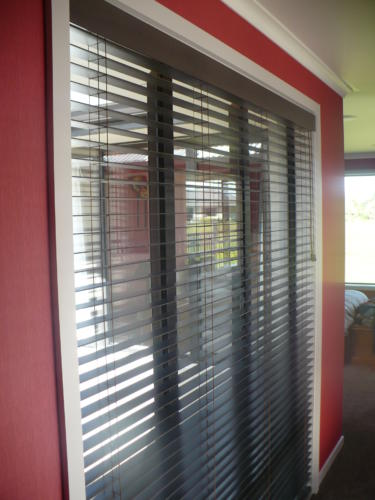 Interior blinds & shutters